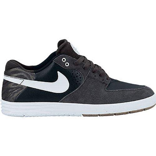 Nike Paul Rodriguez 7 Skate Shoe - Men's Anthracite/Black/White, 11.0
