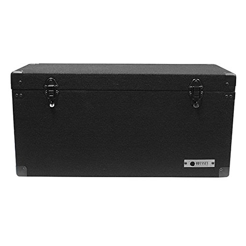 Odyssey CLP180E Carpeted LP Record Case Holds up to 180 Vinyl Records by ODYSSEY (Image #2)