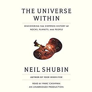The Universe Within Hörbuch