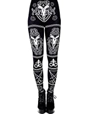 Restyle - Satanic Leggings - Womens Leggings
