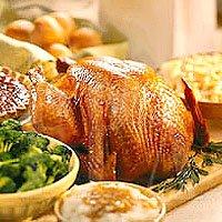 Amazoncom Popeyes Cajun Fried Turkey Dinner Poultry Grocery
