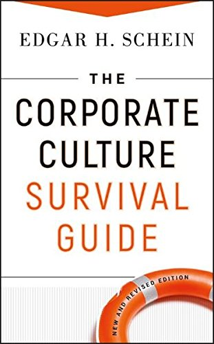The Corporate Culture Survival Guide [Edgar H. Schein] (Tapa Dura)