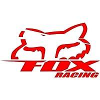 Fox Blitz Die Cut Vinyl Decal