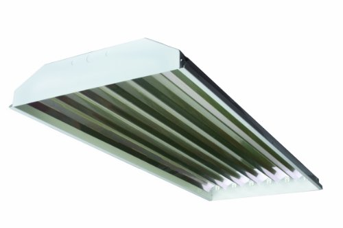 Howard Lighting HFA1A654APSMV000000I 6 Lamp High Bay Fluorescent Standard Specular Aluminum -
