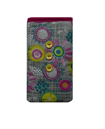 Multicoloured Retro Print Apple iPhone 5 or 5c or 5s sock / Case / Cover / Pouch