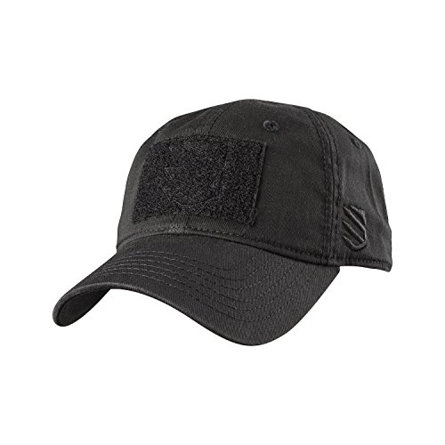 - BLACKHAWK! Men's Tactical Cap, One Size, Black