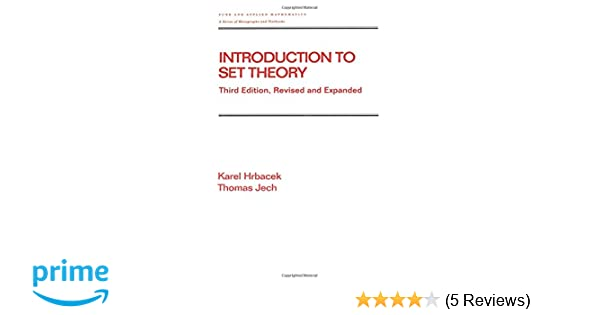introduction to set theory revised and expanded chapman hall crc rh amazon com