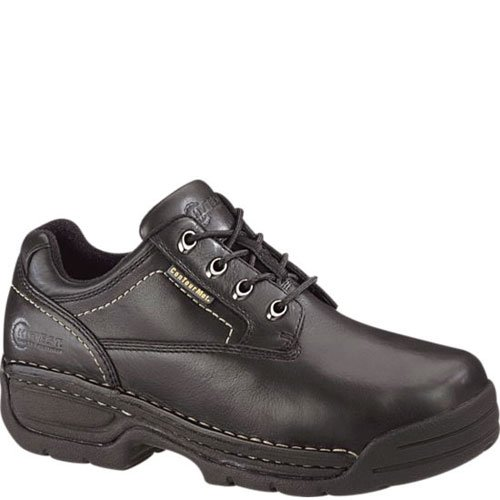Metatarsal Guard Safety Shoes - Hytest 10250 Men's Metatarsal Guard Safety Shoes - Black (4 D(M))