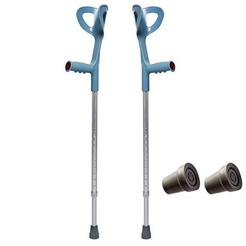 YYY WLQ Ellbogen - Arm Walking Stick - Aluminiumlegierung Unterarm Gehstock - Fraktur Recovery Aid
