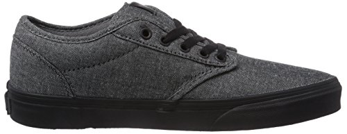 4ca11bc88f75 Vans Men s Atwood (Textile) Black Cordovan Skate Shoe 11 Men US  Amazon.ca   Shoes   Handbags