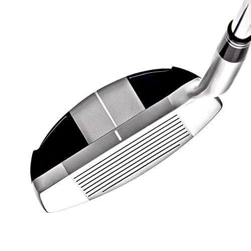 Handed Steel Shaft (The Perfect Club Golf Chipper XBV Men's Right Handed, Headcover Included, Steel Shaft, USGA Conforming)