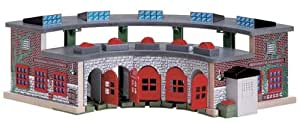 Thomas and Friends Wooden Railway - Deluxe Roundhouse