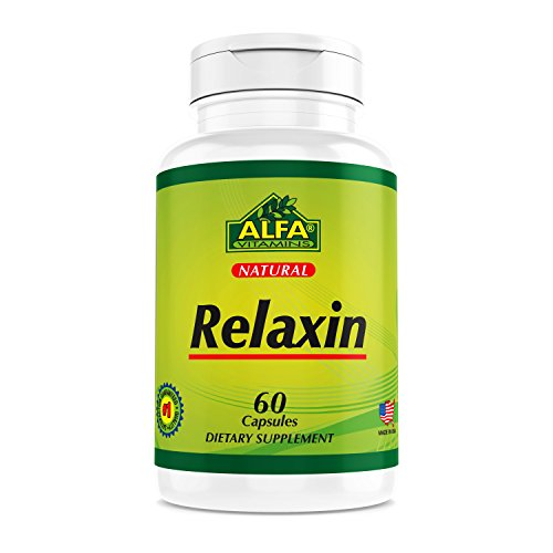 Cheap Relaxin 60 Capsules – Nutritional Supplement to Fight Stress, Anxiety and Insomnia