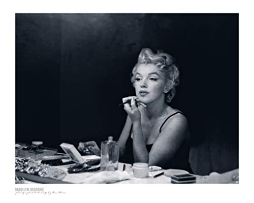 Wizard Marilyn Monroe Backstage Movie Thick Cardstock Poster 20x16 - Monroe Marilyn Poster Card