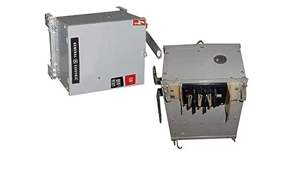 GE DE462R U 60A 600V 3P Used