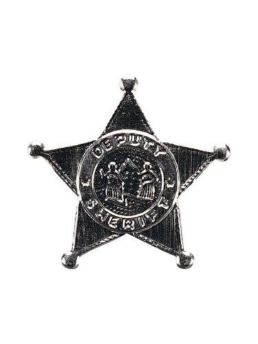 Rubie's Costume Co Deputy Sheriff Badge Costume