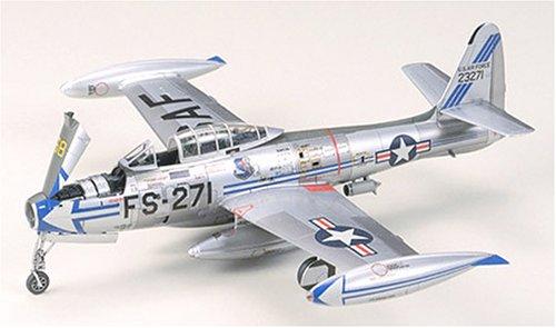 Tamiya Models F-84G Thunderjet Model Kit