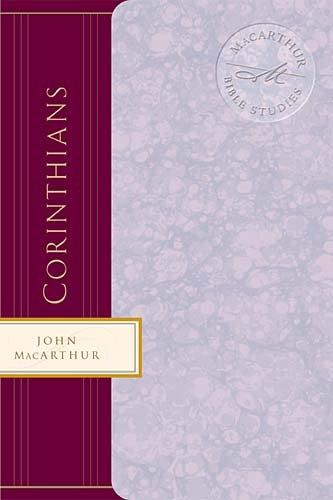 Download 1 Corinthians: Godly Solutions for Church Problems (Macarthur Bible Studies) ebook