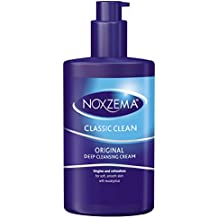 Noxzema Cleanser, Original Deep Cleansing, 8 oz ( Pack Of 6 ) ( Pack May Vary )