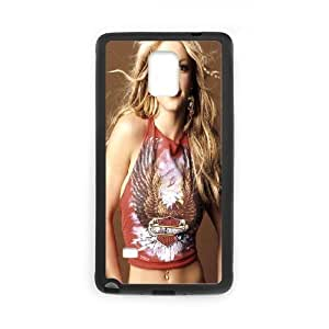 Generic Case Britney For Samsung Galaxy Note 4 N9100 678F6T8007