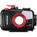 Olympus PT-056 UW Housing for the Olympus TG-3 and TG-4  (Black)