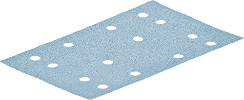 Festool 497119 P80 Grit, Granat Abrasives, Pack of 50