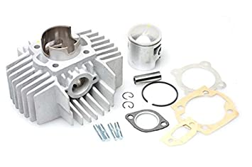 Amazon com: Airsal 70cc Cylinder Kit Big Bore for Puch