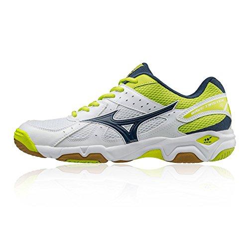 Mizuno Wave Twister 4 Indoor Court Shoes Green gul12Jd