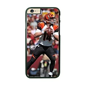 NFL Case Cover For Apple Iphone 5/5S Black Cell Phone Case Cincinnati Bengals QNXTWKHE1727 NFL Generic Clear Phone Cases