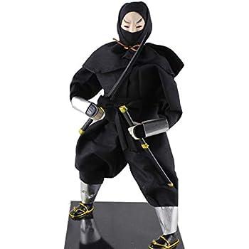 Amazon.com: Samurai Ninja japonés muñeca clásico Militar ...