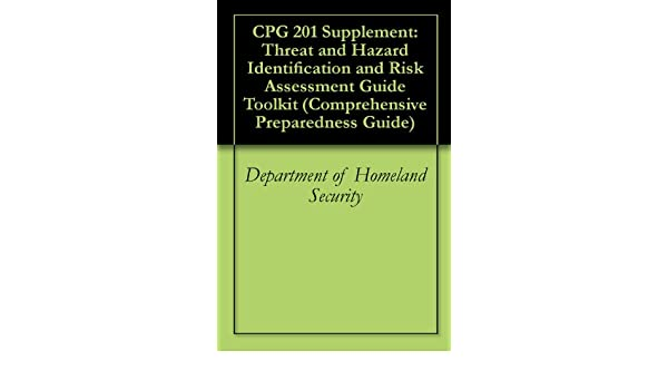 Comprehensive preparedness guide (cpg) 201 third edition archives.