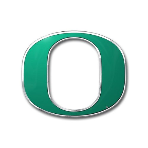 NCAA Oregon Ducks Die Cut Color Automobile - Mall Oregon Outlet In