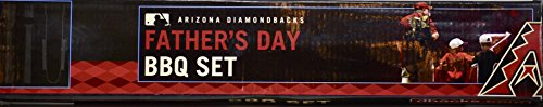 2011 - MLB/Arizona Diamondbacks - Father's Day BBQ Set - 3 Utensils w/D-Back Logo on Handles - OOP - Collectible