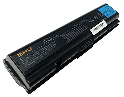 New GHU Battery 98 WH PA3727U-1BRS PA3535U-1BRS 12 Cell 8800 mAh Li-ion Replacement for Toshiba Satellite A200 A205 A210 A300 A350 A350 A505 L305 L300 L450 L455 L450D L500 L505 PABAS098