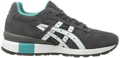 ii Donna Gt 1601 Sneaker dark Grey Grigio Asics Basse white IBAg5wq5x