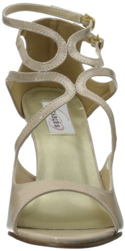Dyeables Womens Sandal Espadrille Kiera Womens Kiera Espadrille Sandal Patent Dyeables Nude Nude frfwqxn