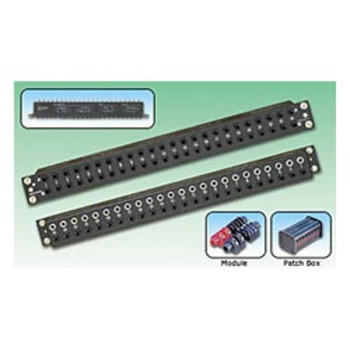 "Price comparison product image Neutrik NYSSPPL 1 / 4"" Balanced Patch Bay"