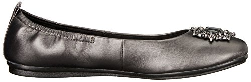Synthetic Pewter Georgetta3 Women's Spirit Pewter Easy Flat qFR7Sqw