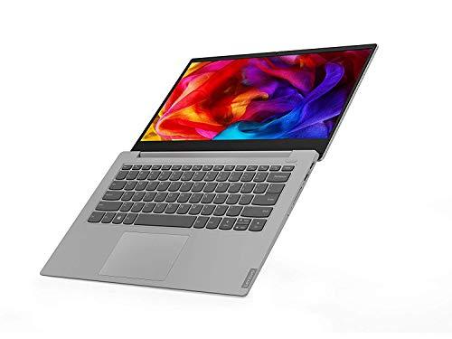 Lenovo Ideapad S340 Intel Core i5 10th Generation 14 inch FHD Thin and Light Laptop (8GB/1TB HDD + 256 GB SSD/Windows 10/MS Office/Platinum Grey/1.55Kg), 81VV008TIN