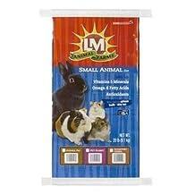 L/M Animal Farms SLM12119 Hamster and Gerbil Diet Food, 20-Pound