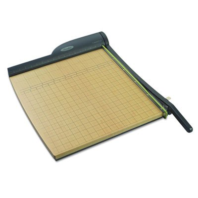 ClassicCut Pro Paper Trimmer, 15 Sheets, Metal/Wood Composite Base, 18'' x 18'' ()