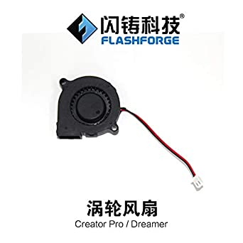 Amazon.com: HEASEN Flashforge Creator pro/Dreamer 3D Printer Printing Cooling Turbo Fan: Industrial & Scientific