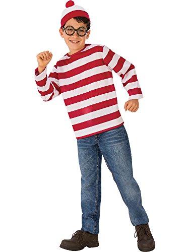 Teen's Where's Waldo Costume -