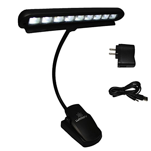 Lumiens L9B - Rechargeable Music Stand Light Clip On Orchest