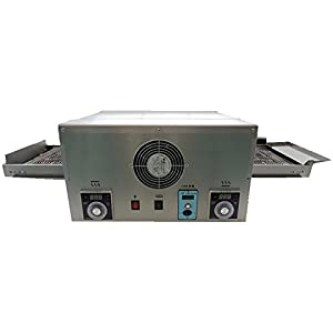 12 inches elelctric commercial conveyor countertop pizza oven