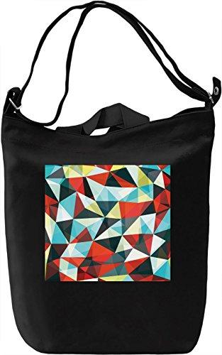 Fresco Texture Borsa Giornaliera Canvas Canvas Day Bag| 100% Premium Cotton Canvas| DTG Printing|