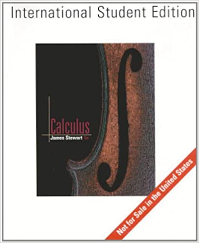 Calculus james stewart 9780534274085 amazon books calculus 5th edition by james stewart fandeluxe Image collections