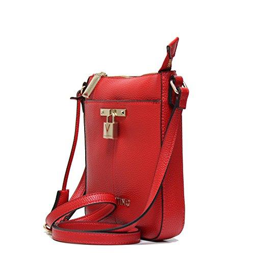 Valentino Handbags VBS2BK06 CURRYS ROSSO