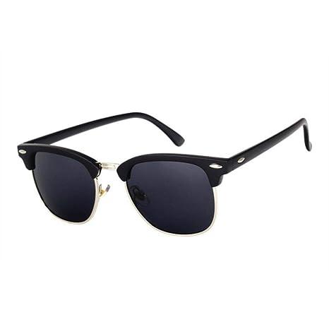YEXIAOWEN Gafas de Sol clásicas polarizadas, Gafas de Sol ...
