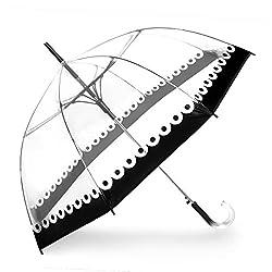 Shedrain Fashion Auto Open Bubble Stick Umbrella (Beatrice)